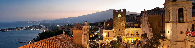Ville e appartamentia Taormina e dintorni