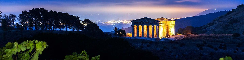 Templi di Segesta e Selinunte