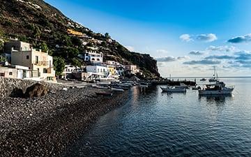 Isole siciliane - Ricerca
