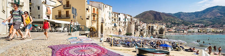 Ville e case vacanza a Cefalù e dintorni