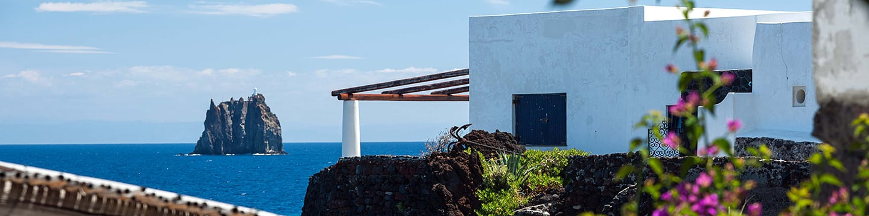 Ville e case vacanza alle Isole Eolie