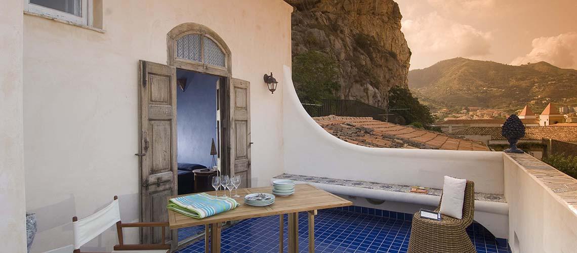 Arte Mare & Blu Appartamento al Mare in affitto a Cefalù Sicilia - 1