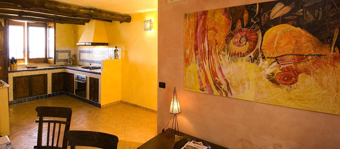 Arte Mare & Blu Apartment by the Sea for rent in Cefalù Sicily - 2