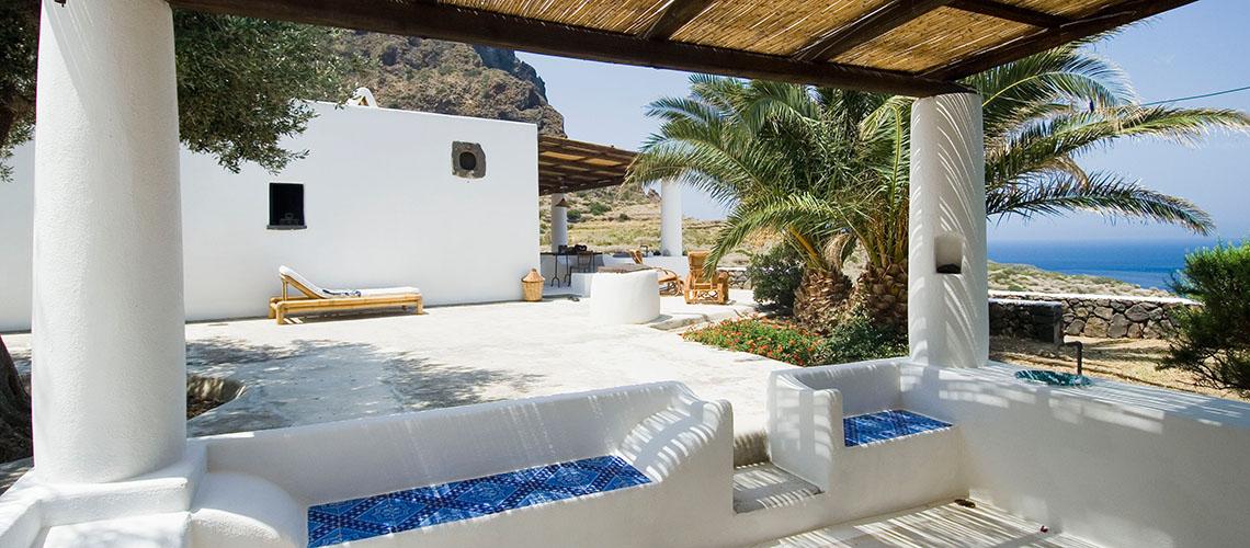 L'Ulivo di Pollara Villa al Mare in affitto Salina Isole Eolie Sicilia - 27
