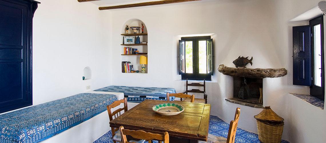 L'Ulivo di Pollara Seafront Sicily Villa Rental Salina Aeolian Islands - 28