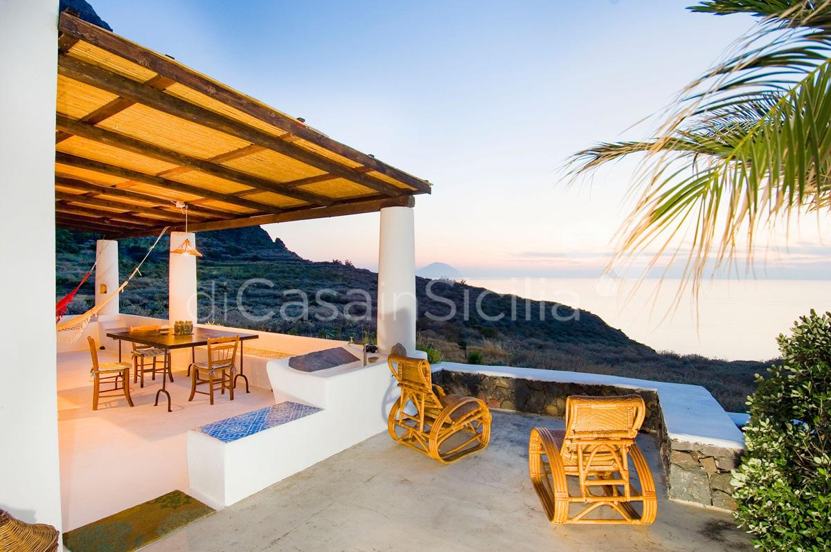 L'Ulivo di Pollara Seafront Sicily Villa Rental Salina Aeolian Islands - 0