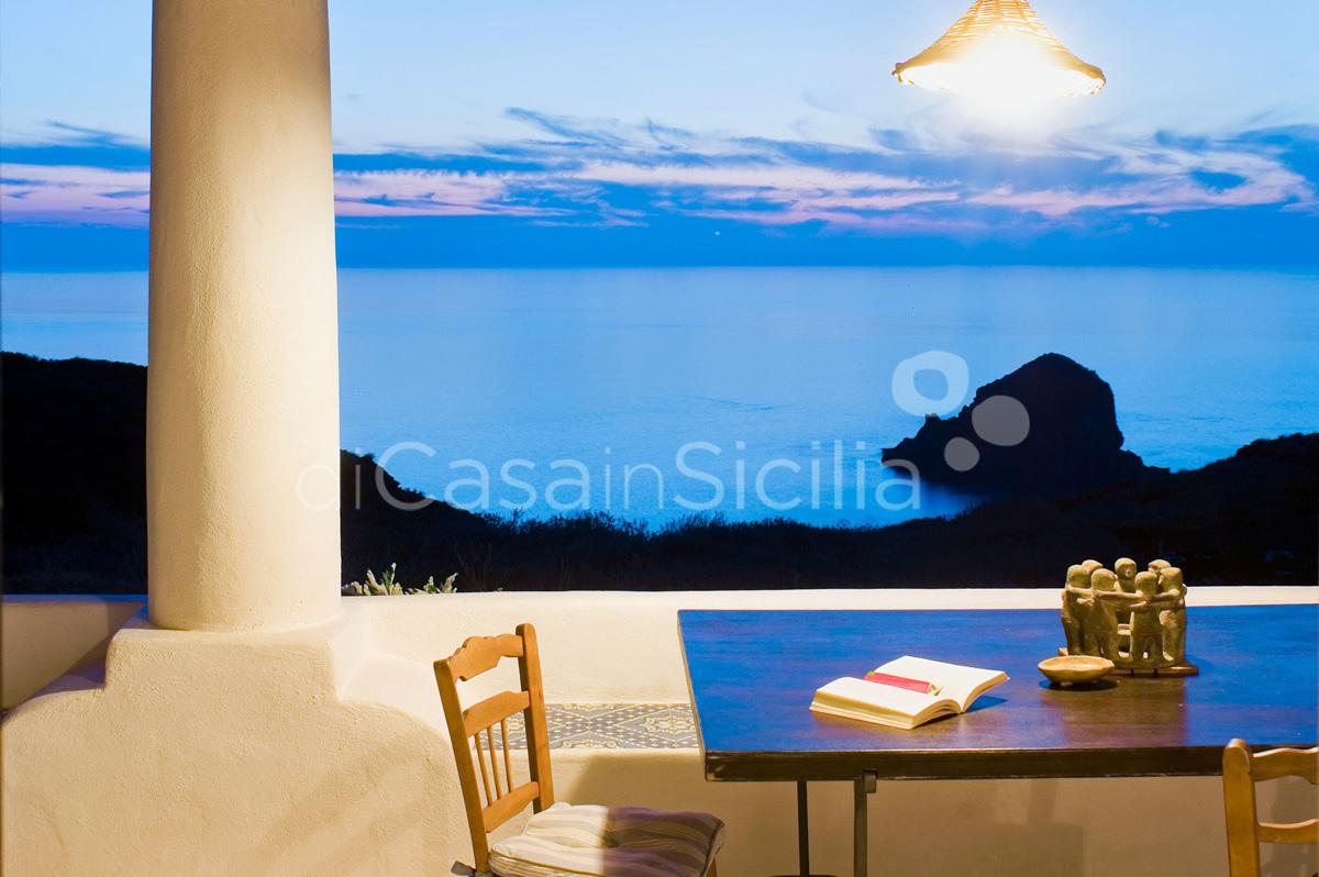 L'Ulivo di Pollara Seafront Sicily Villa Rental Salina Aeolian Islands - 2