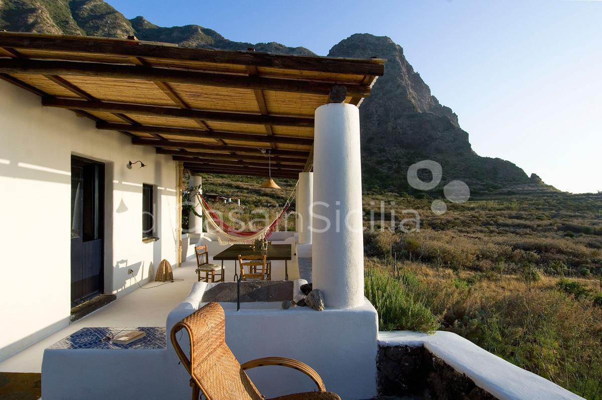 L'Ulivo di Pollara Villa al Mare in affitto Salina Isole Eolie Sicilia - 5