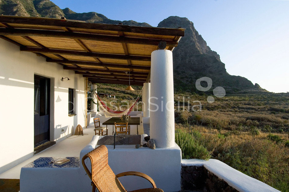 L'Ulivo di Pollara Seafront Sicily Villa Rental Salina Aeolian Islands - 5