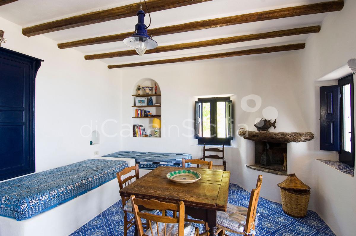 L'Ulivo di Pollara Seafront Sicily Villa Rental Salina Aeolian Islands - 10