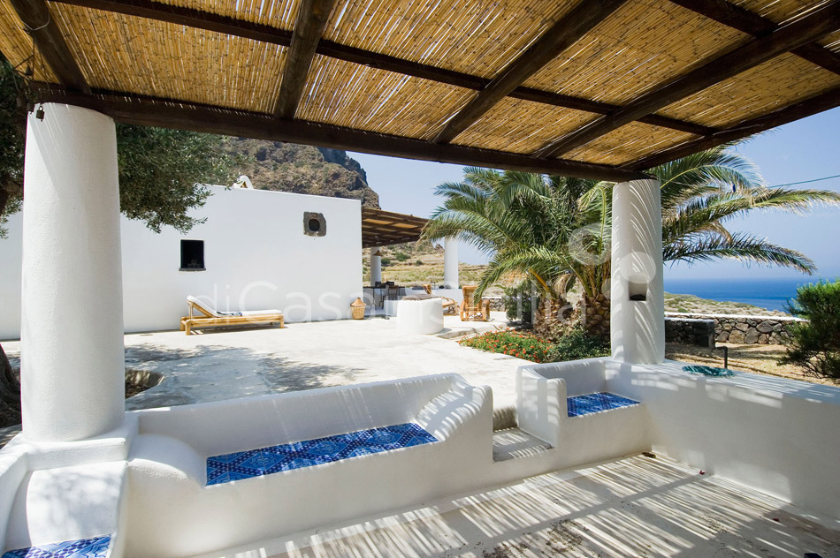 L'Ulivo di Pollara Seafront Sicily Villa Rental Salina Aeolian Islands - 14