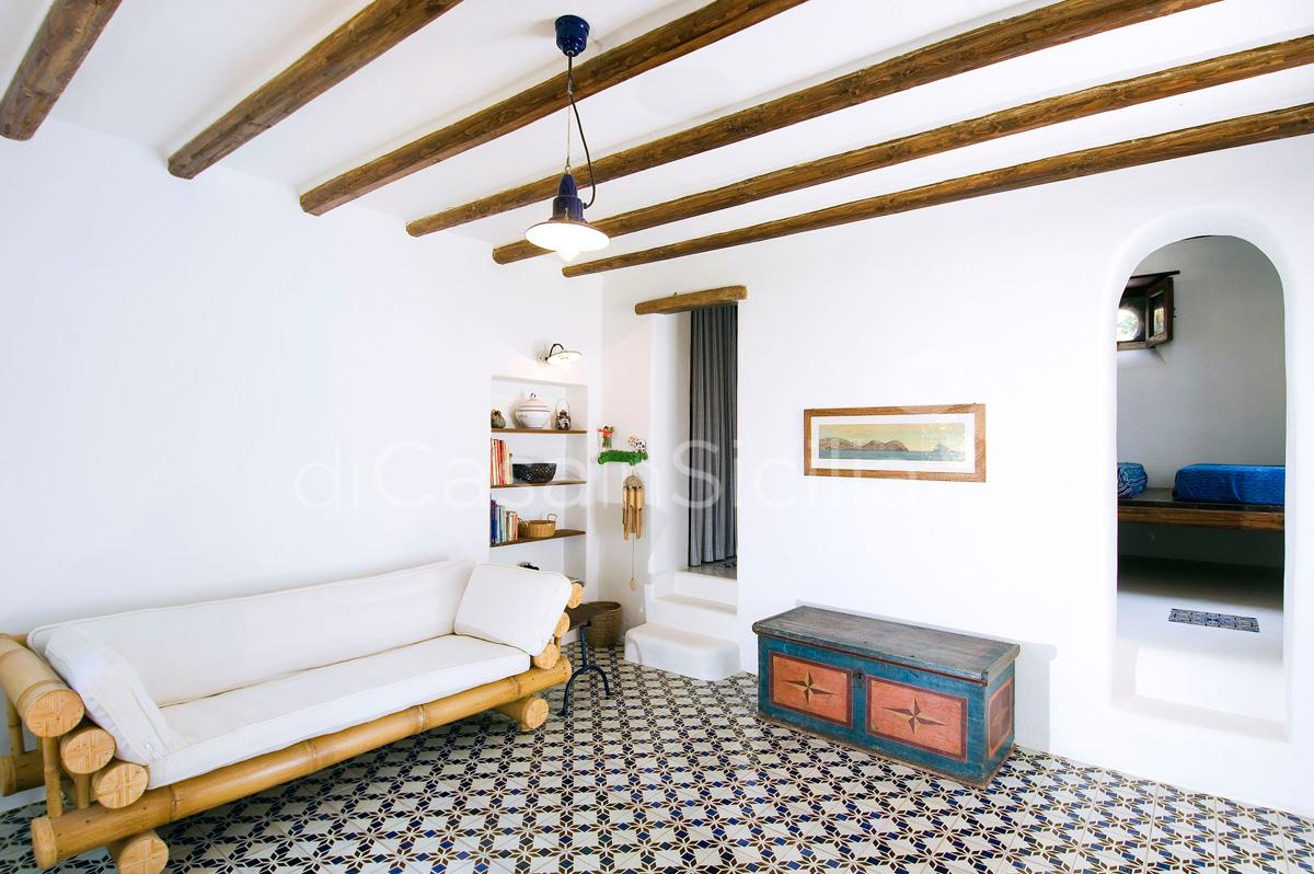 L'Ulivo di Pollara Villa al Mare in affitto Salina Isole Eolie Sicilia - 17