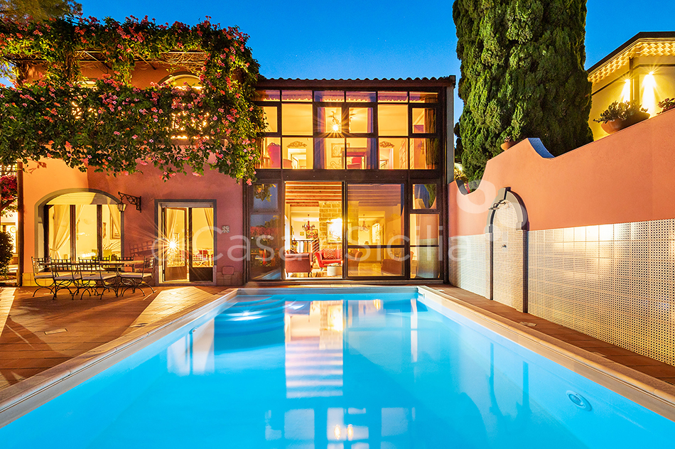 La Boheme Luxury Villa with Pool for rent in Taormina Sicily - 8