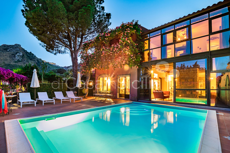 La Boheme Luxury Villa with Pool for rent in Taormina Sicily - 9