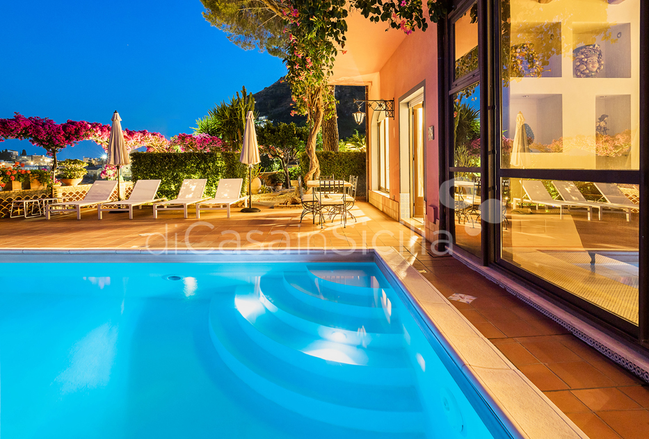 La Boheme Luxury Villa with Pool for rent in Taormina Sicily - 11