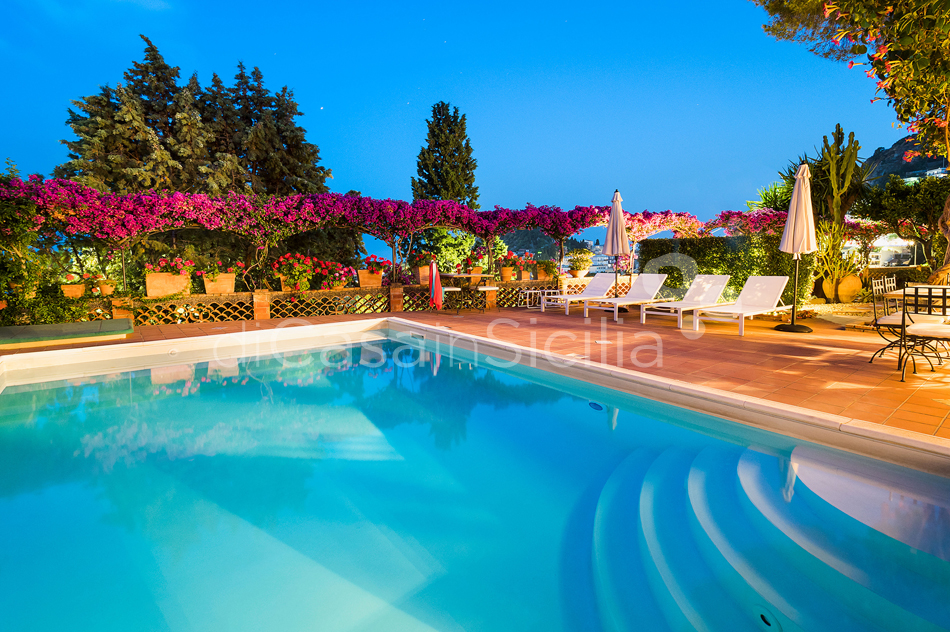 La Boheme Luxury Villa with Pool for rent in Taormina Sicily - 13