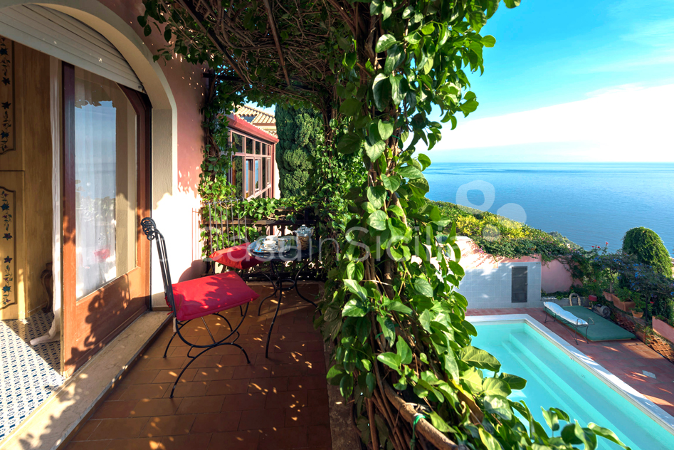 La Boheme Luxury Villa with Pool for rent in Taormina Sicily - 14