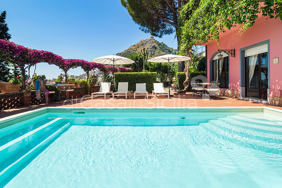 La Boheme Luxury Villa with Pool for rent in Taormina Sicily - 16