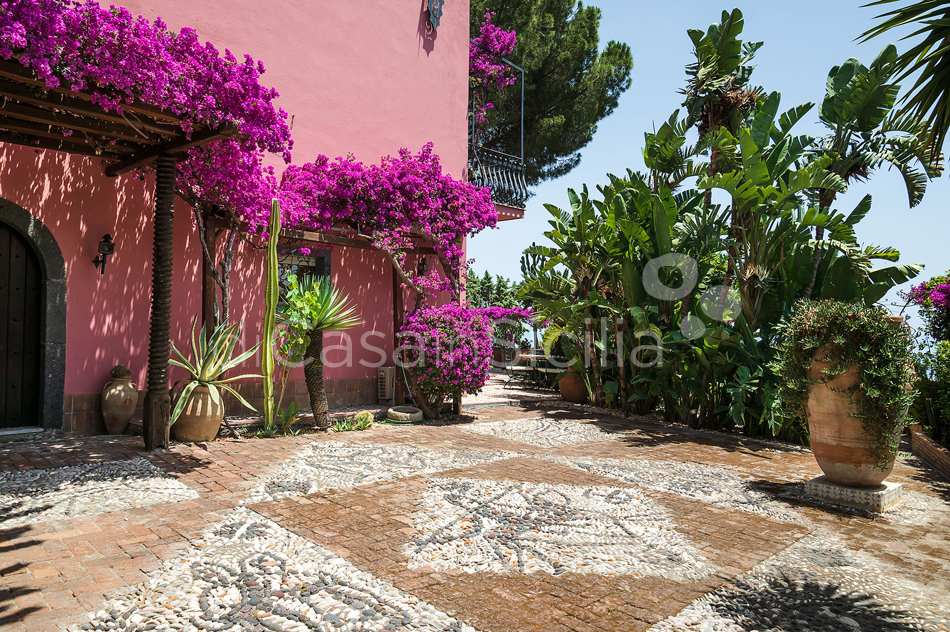 La Boheme Luxury Villa with Pool for rent in Taormina Sicily - 22