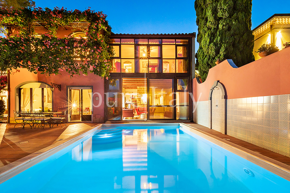 Luxury Villas with private pool, Taormina   Pure Italy - 8