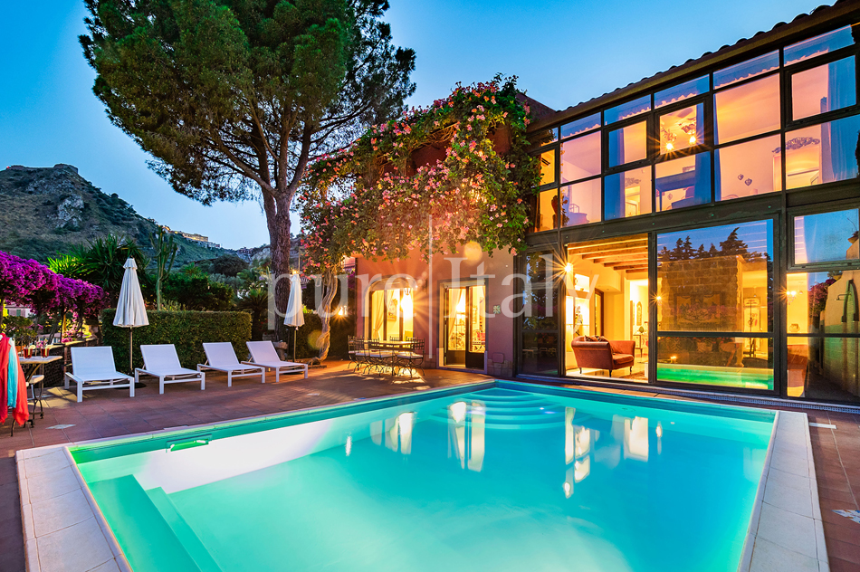 Luxury Villas with private pool, Taormina   Pure Italy - 9