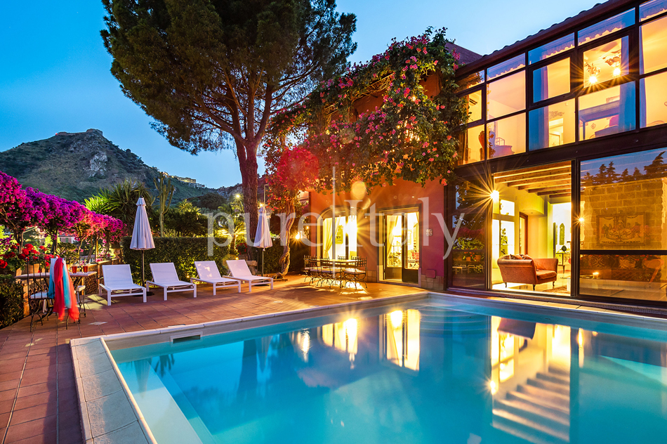 Luxury Villas with private pool, Taormina   Pure Italy - 10