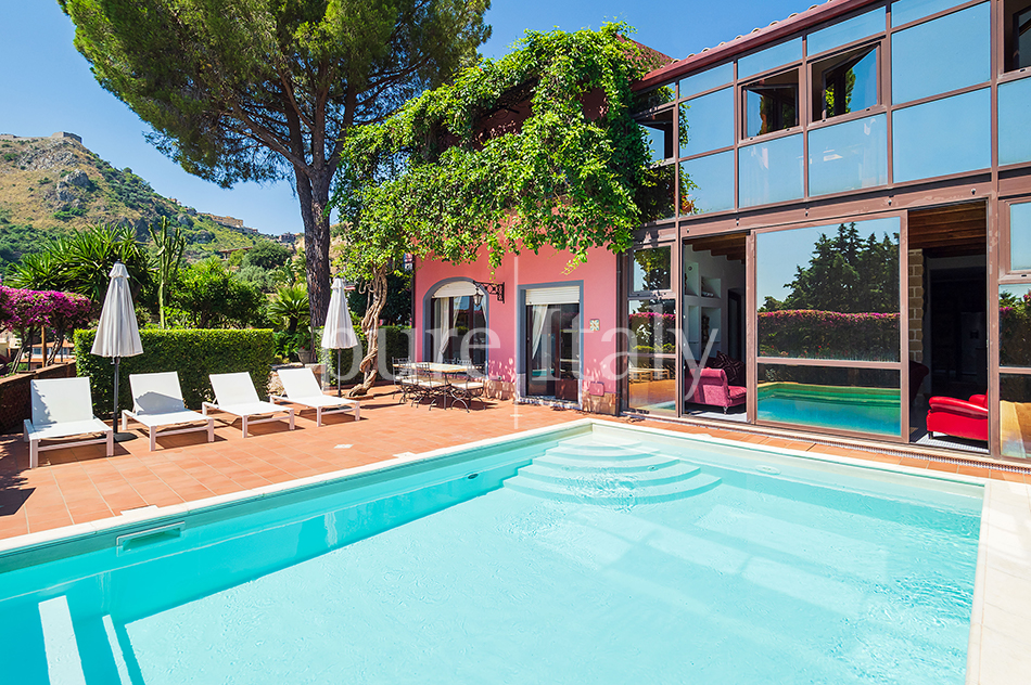 Luxury Villas with private pool, Taormina   Pure Italy - 15
