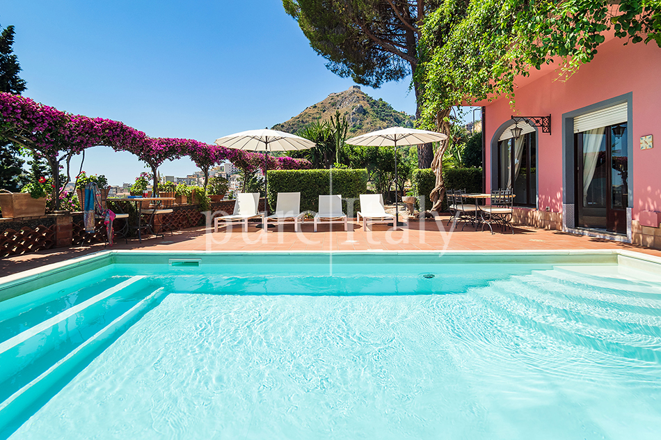 Luxury Villas with private pool, Taormina   Pure Italy - 16