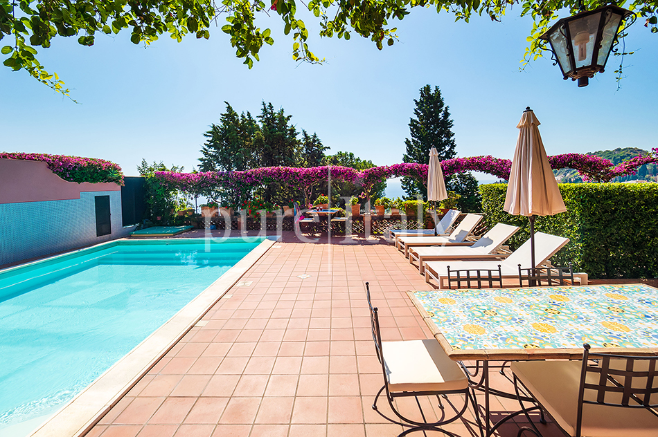 Luxury Villas with private pool, Taormina   Pure Italy - 17