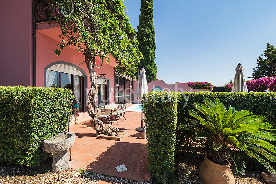 Luxury Villas with private pool, Taormina   Pure Italy - 18