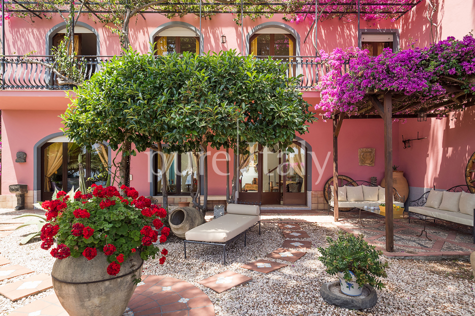 Luxury Villas with private pool, Taormina   Pure Italy - 20