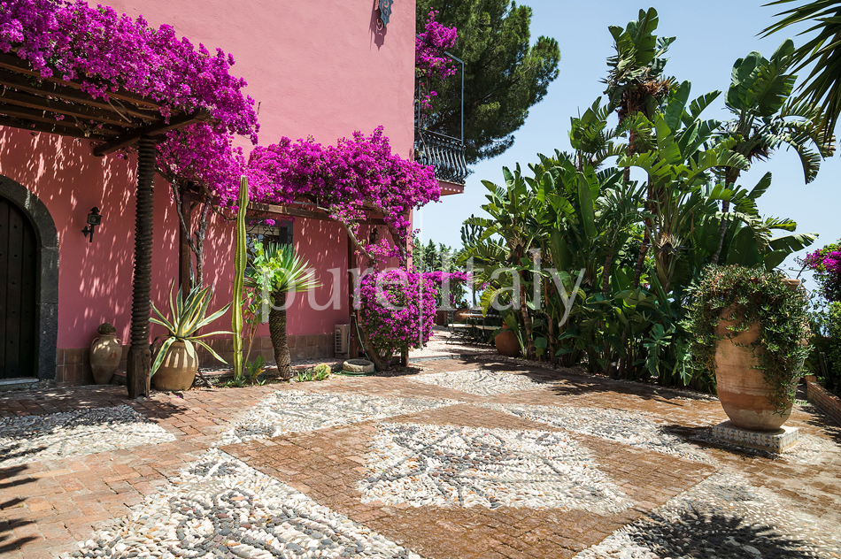 Luxury Villas with private pool, Taormina   Pure Italy - 22