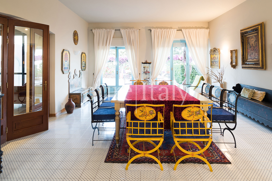 Luxury Villas with private pool, Taormina   Pure Italy - 27