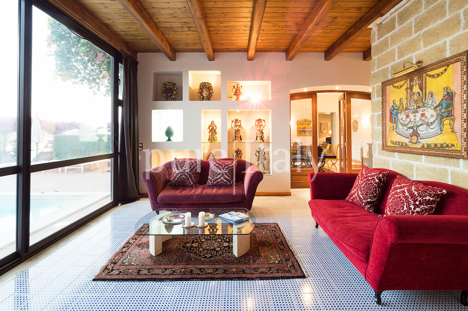 Luxury Villas with private pool, Taormina   Pure Italy - 31
