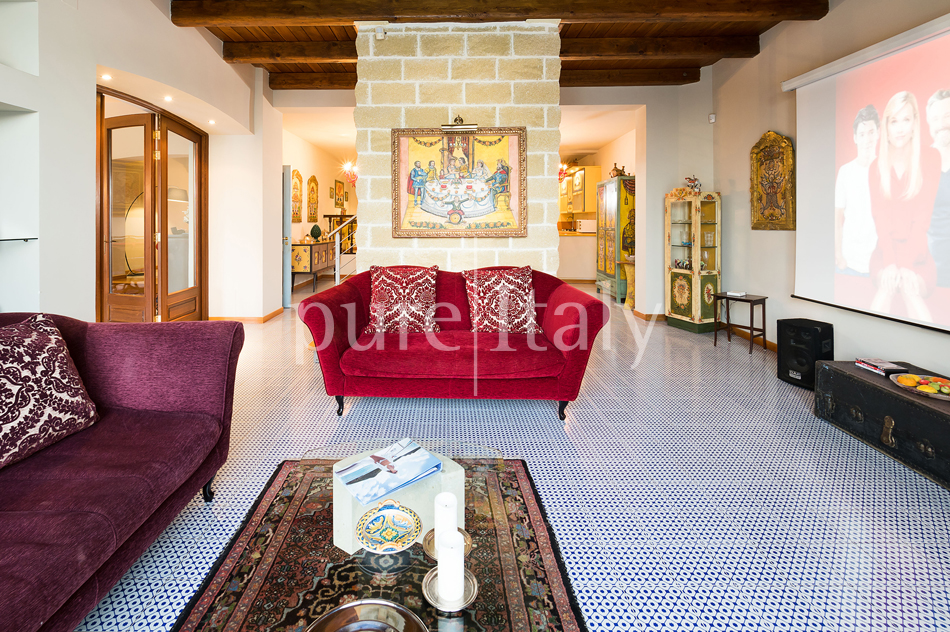 Luxury Villas with private pool, Taormina   Pure Italy - 32