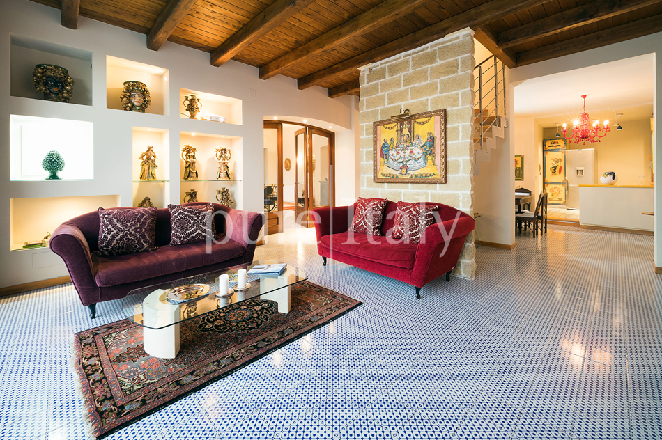 Luxury Villas with private pool, Taormina   Pure Italy - 33