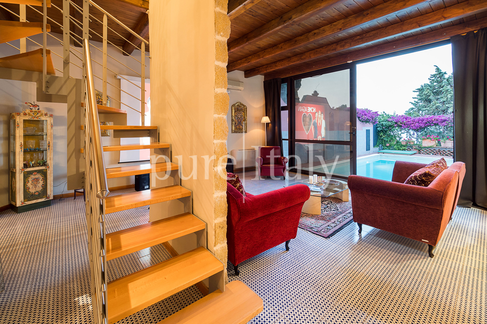 Luxury Villas with private pool, Taormina   Pure Italy - 34