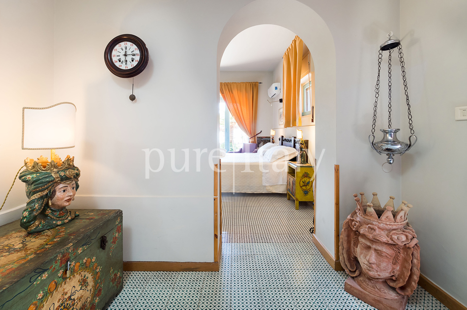 Luxury Villas with private pool, Taormina   Pure Italy - 42