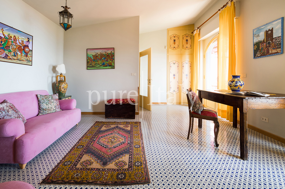 Luxury Villas with private pool, Taormina   Pure Italy - 45