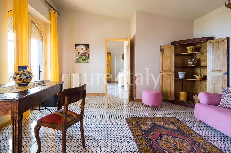 Luxury Villas with private pool, Taormina   Pure Italy - 46