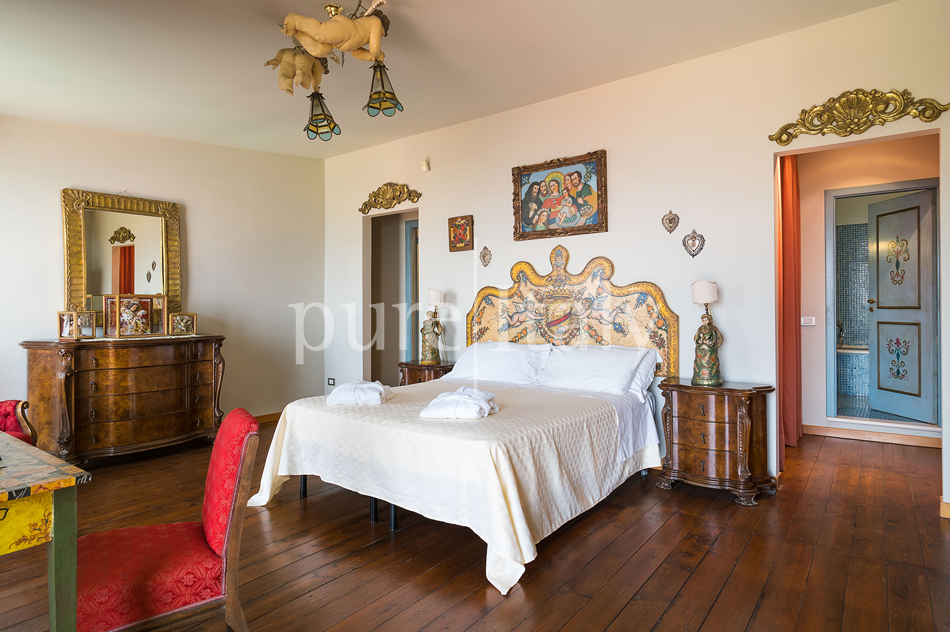 Luxury Villas with private pool, Taormina   Pure Italy - 56