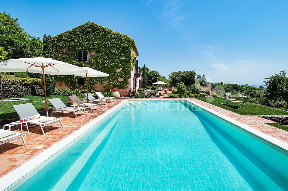La Capinera Villa con Piscina in affitto Zafferana Etnea Etna Sicilia - 6