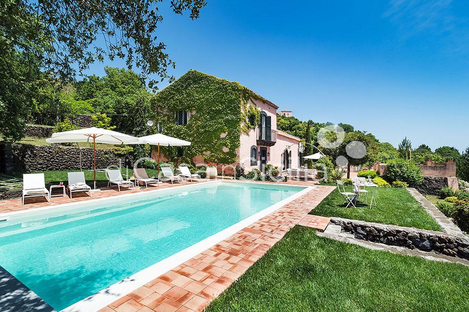 La Capinera Villa con Piscina in affitto Zafferana Etnea Etna Sicilia - 8