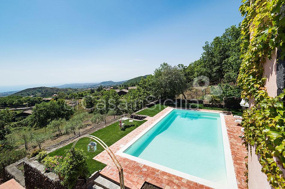 La Capinera Villa con Piscina in affitto Zafferana Etnea Etna Sicilia - 11