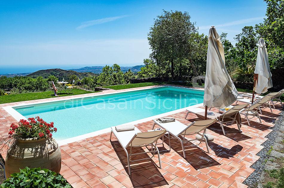 La Capinera Villa con Piscina in affitto Zafferana Etnea Etna Sicilia - 12