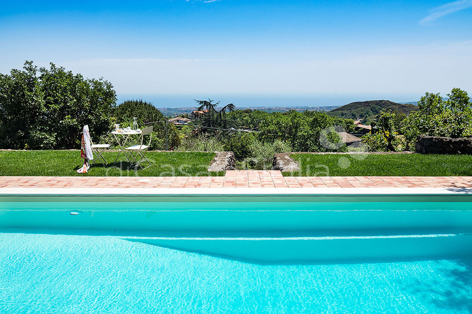 La Capinera Villa con Piscina in affitto Zafferana Etnea Etna Sicilia - 13