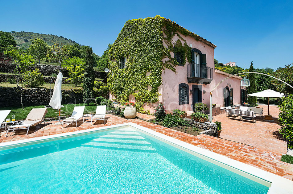 La Capinera Villa con Piscina in affitto Zafferana Etnea Etna Sicilia - 14