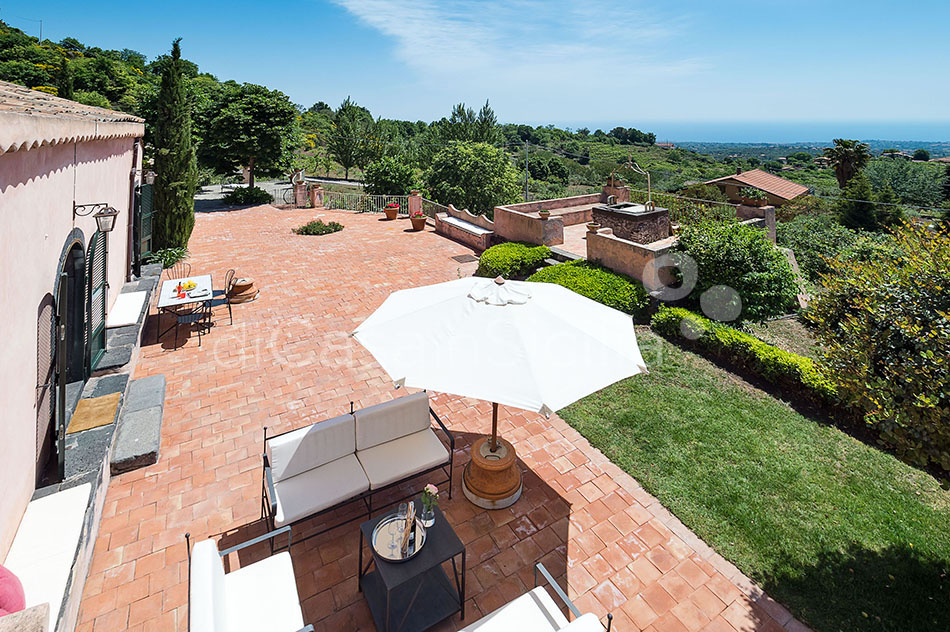 La Capinera Villa con Piscina in affitto Zafferana Etnea Etna Sicilia - 15