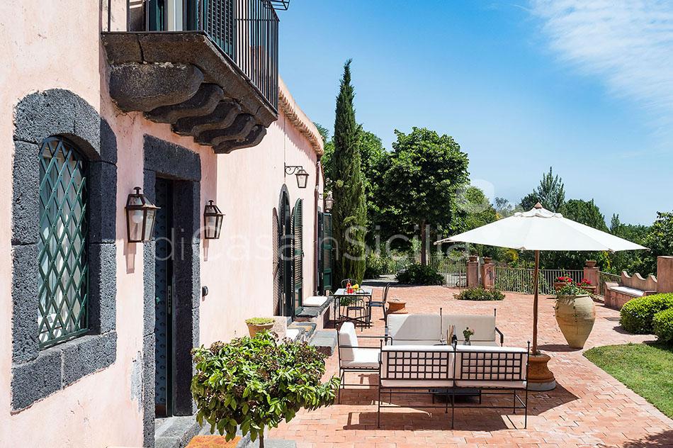 La Capinera Villa con Piscina in affitto Zafferana Etnea Etna Sicilia - 16