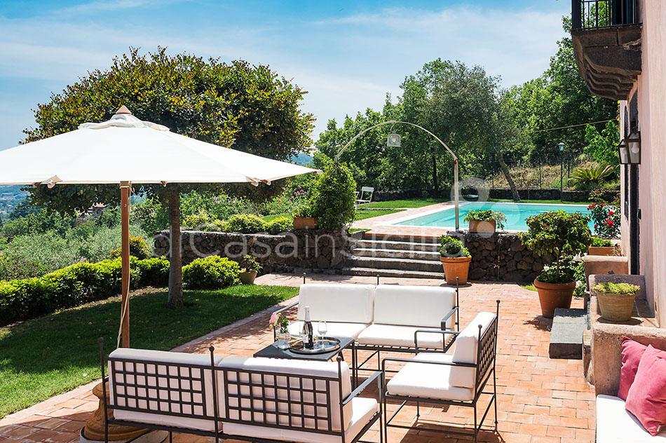 La Capinera Villa con Piscina in affitto Zafferana Etnea Etna Sicilia - 17